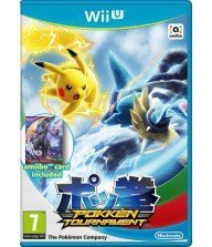 JEUX POKKEN TOURNAMENT WII U Tunisie