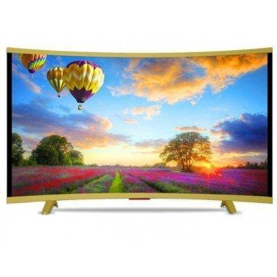"Téléviseur VEGA 32"" LED HD Curved - Gold Tunisie"