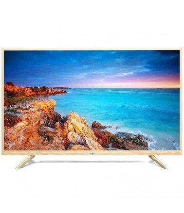 """Téléviseur VEGA 65"""" UHD LED 4K Smart Flat - Gold"""