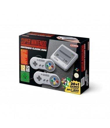 Console mini super NES nintendo