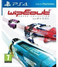 JEU PS4 WIPEOUT OMEGA COLLECTION Tunisie