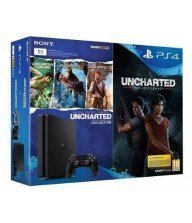 Console PS4 slim 1TO Uncharted Tunisie