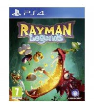 Jeu PS4 Rayman Legends Tunisie
