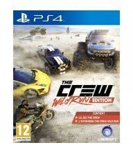 Jeux PS4 The crew edition wild run Tunisie