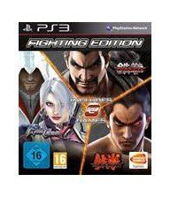 Jeux PS3 Tekken fighting edition Tunisie