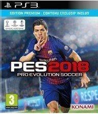 Jeux PS3 PES 2018 edition D1 Tunisie