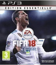Jeux PS3 FIFA 18 Tunisie