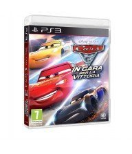 Jeux PS3 Cars 3 Tunisie