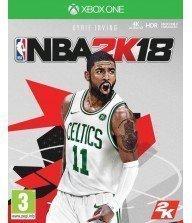 Jeux XONE NBA 2K18 Tunisie
