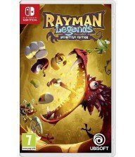 Jeux SWITCH Rayman legends definitive edition Tunisie
