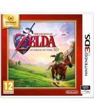 Jeux 3DS Legend of zelda of time 3D Tunisie