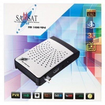 Récepteur Samsat HD 1400 Mini Tunisie