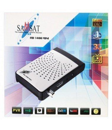 Récepteur Samsat HD 1400 Mini