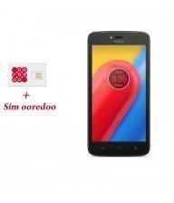 Motorola Moto C 3G Tunisie