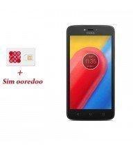 Motorola Moto C 4G Tunisie