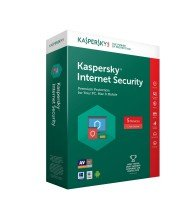 Kaspersky Internet Security 2018 3 postes 1 an Tunisie