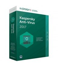 Kaspersky ANTI VERUS 1PC Tunisie
