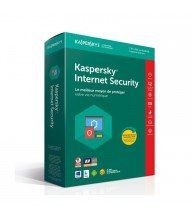 Kaspersky Internet Security 2018 Tunisie