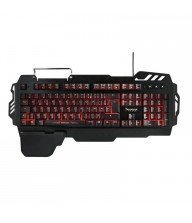 Clavier gaming Konix clavier semi-mecanique drakkar-bifrost