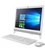 Pc de bureau LENOVO All In One 310 19.5 celeron J3355/No touch BLANC