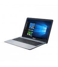 Pc portable ASUS X541NA Quad-Core 4Go 500Go - Silver