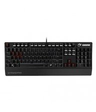 Clavier gaming mécanique Ozone strike pro Cherry MX / LED rouge
