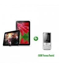 "Tablette Versus V-Pad I 9"" wifi + un GSM Versus Pastel offert Tunisie"