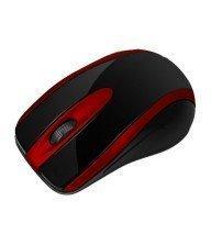 Souris Optique USB Macro KM-555-Rouge Tunisie