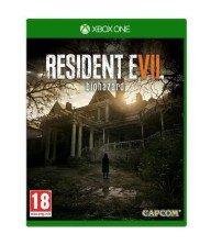 XBOX ONE JEU Resident Evil VII : Biohazard Tunisie