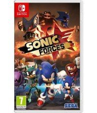 JEU SONIC FORCES EDITION D1 SWITCH Tunisie
