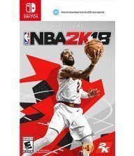 JEU NBA 2K18 SWITCH VF Tunisie