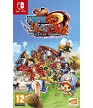 JEU ONE PIECE..WORLD RED DELUXE SWITCH Tunisie