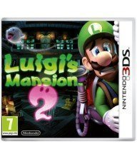 LUIGI'S MANSON 2 3DS Tunisie