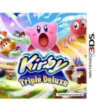 JEU KIRBY TRIPLE DELUXE 3DS Tunisie