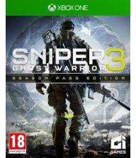Jeu Xbox one sniper ghost warrion 3 vf Tunisie
