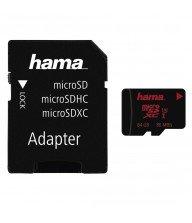 Carte mémoire Hama microSDXC 64 Go UHS Classe de vitesse 3 Tunisie