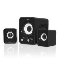 Haut parleur Advance soundphonic 2.1 usb 6w noir Tunisie