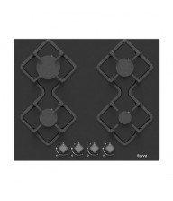 Plaque de Cuisson Ferre Karad Black 60 cm Glass 4 Feux KA007 Tunisie