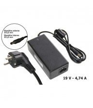 CHARGEUR POUR PC PORTABLE ACER 19V 4,74 A Tunisie