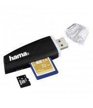 Lecteur de cartes Hama USB 2.0, SD / microSD Tunisie
