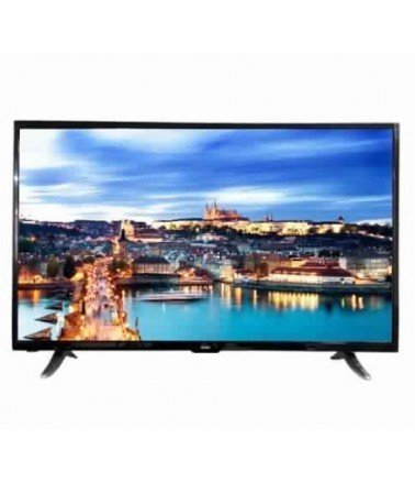 "TV SABA 43"" LED Full HD Smart TV + Récepteur Intégré"