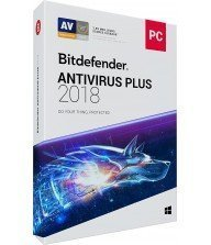 Bitdefender Antivirus Plus 2018-1 PC Tunisie