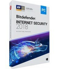 Bitdefender INTERNET SECURITY 2018 Tunisie