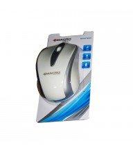 Souris Optique USB Macro KM-555 BLANC Tunisie
