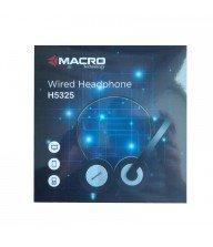 Micro Casque MACRO USB 5325 Tunisie
