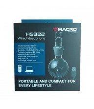 Micro Casque Macro USB 5322 Tunisie