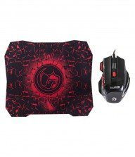Tapis Marvo G1+Souris gaming MARVO M315 Tunisie