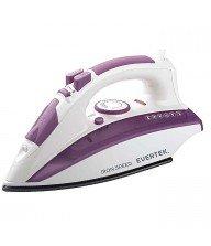 Fer à Repasser EVERTEK Iron Speed 2400W - Violet & Blanc Tunisie