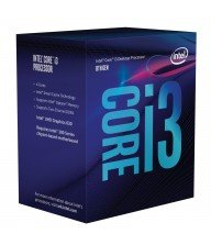 Processeur INTEL CORE COFFEE LAKE I3-8100 8É GÉNÉRATION Tunisie