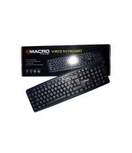 Clavier multimedia USB 74014 Noir Tunisie